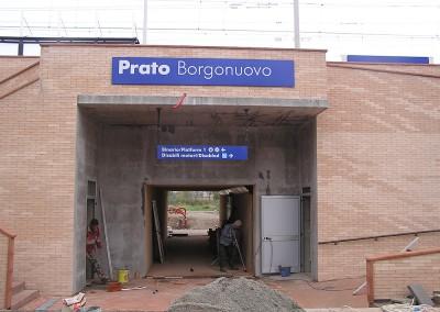 Stazione Prato Borgonuovo
