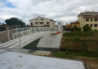 Opera in cemento armato a S. Donnino (Firenze)