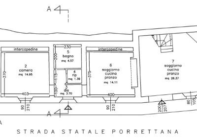 Appartamento 2 - Piano Terra