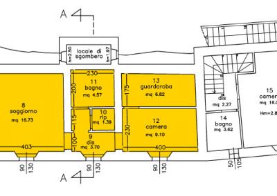 Appartamento 2 - Piano Primo