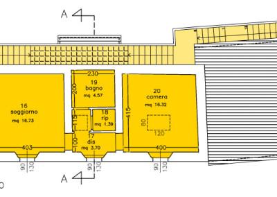 Appartamento 3 - Piano Secondo