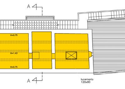 Appartamento 3 - Soffitte