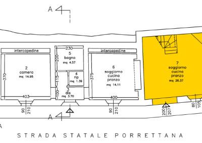 Appartamento 4 - Piano Terra