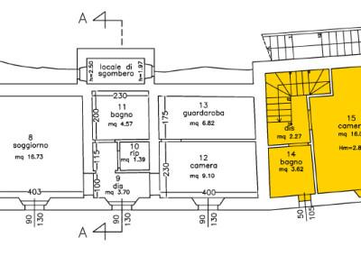Appartamento 4 - Piano Primo