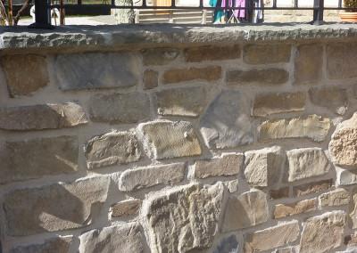 Muro a sassi